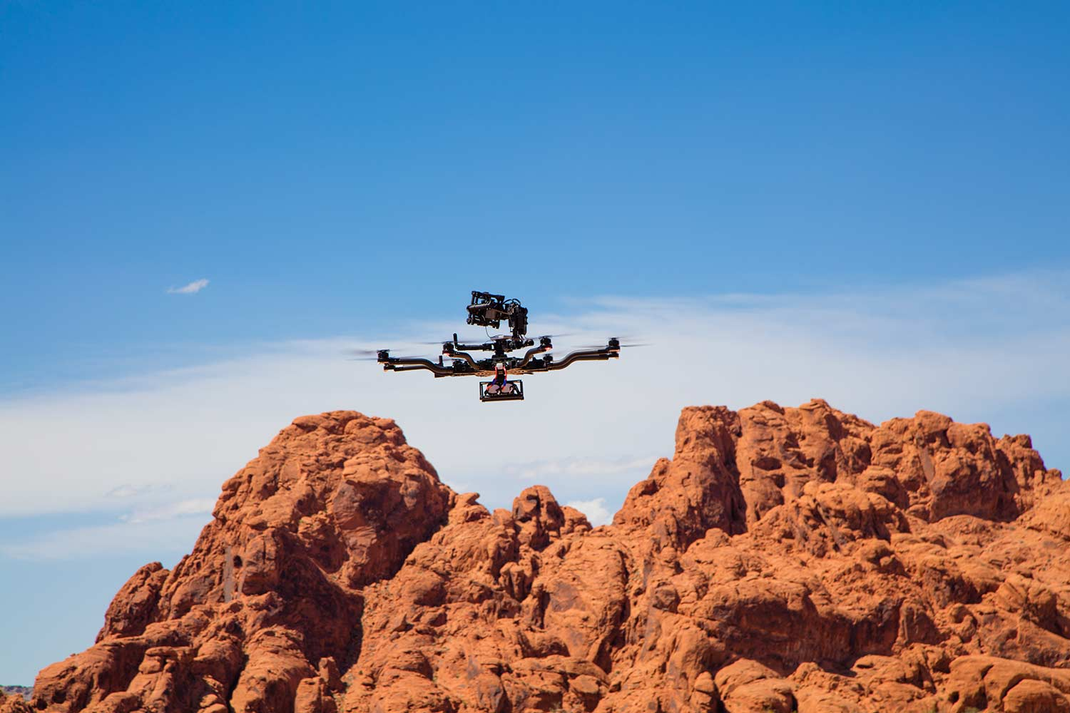 Freefly Alta Valley of Fire