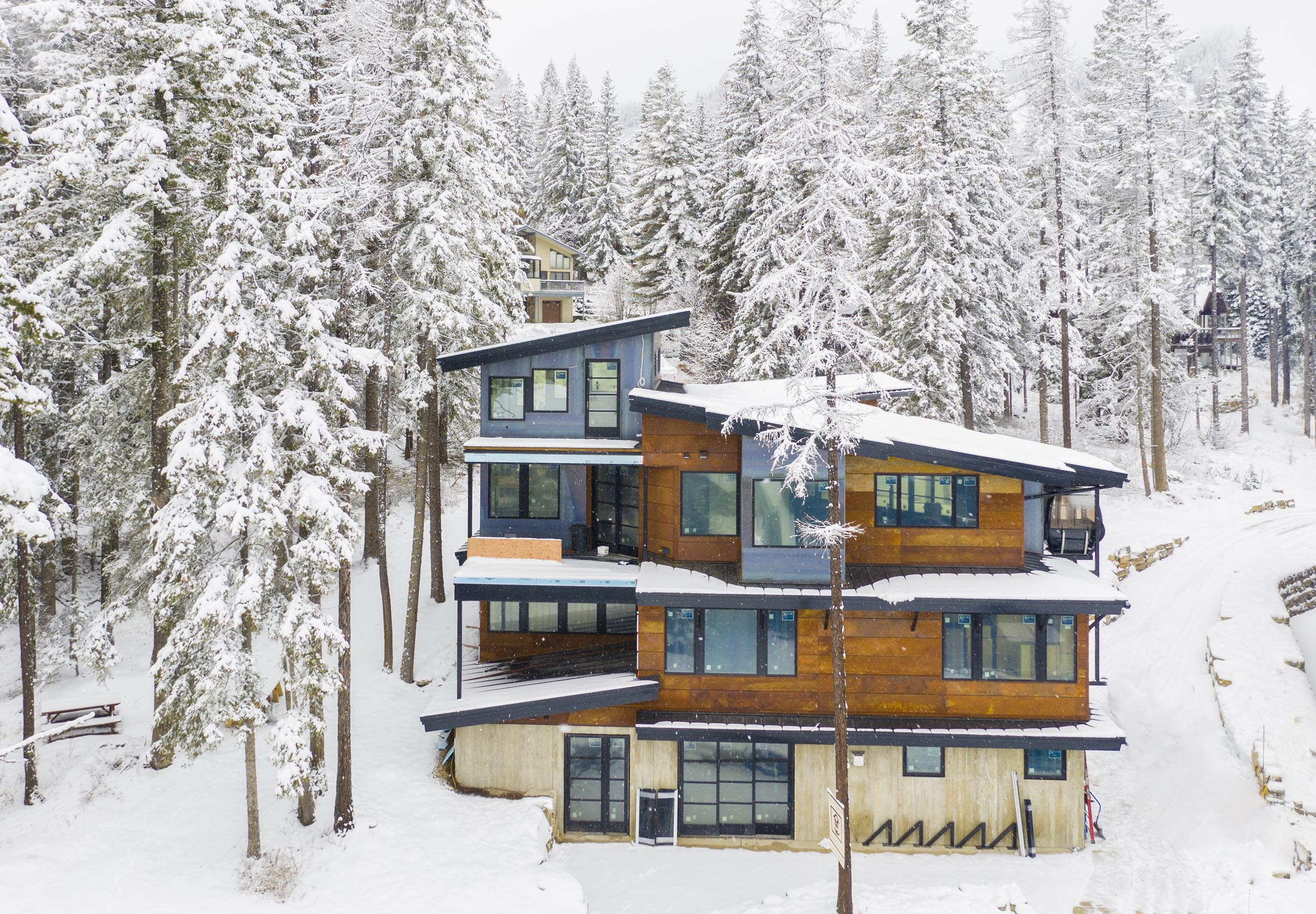 Big Mountain Ski Chalet
