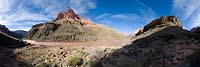Grand Canyon Winter Panoramic