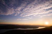 Whitefish Lake, MT Summer Aerial