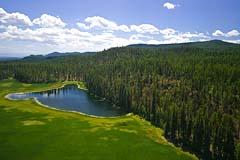 Round Meadows Summer Aerial
