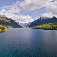 Glacier Park Fall Panoramic360