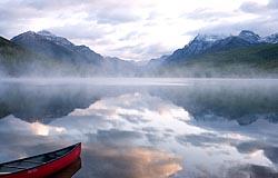 Lake Bowman Fall Lakes