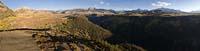 Telluride, CO Fall Aerial