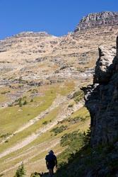 Glacier Park Fall Hiking