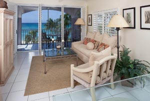 Avalon Condo Living Room