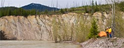 Middle Fork Spring Panoramic