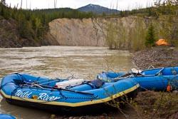 Lower Burn Middle Fork Spring Rafting