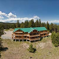 395 Buffalo Trail Flathead Lake Spring Panoramic360