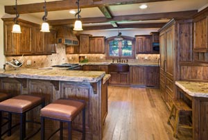 910 Pack Rat Lane Kitchen