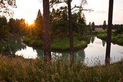 Stillwater River, Kalispell, Montana Stillwater River Fall Rivers