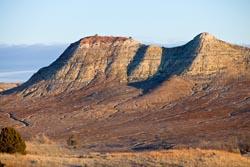 Badlands, Medora, North Dakota Medora, ND Fall Landscape