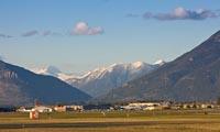 Glacier International Airport Kalispell, MT Spring Airplanes
