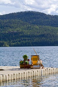 Whitefish Lake Lifestyle