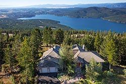 191 Ridge Run Home For Sale Big Mountain Summer Aerial