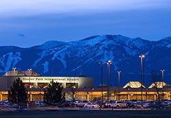 FCA Glacier International Airport Kalispell, MT Spring Airplanes