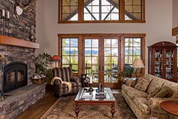 697 Armory Road, Whitefish Home For Sale Whitefish, MT Spring Interiors