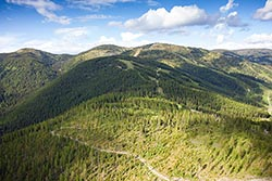 Whitefish Mountain Resort Large Property For Sale, Montana Whitefish, MT Summer Aerial