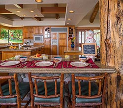 BigFork, MT Summer Interiors