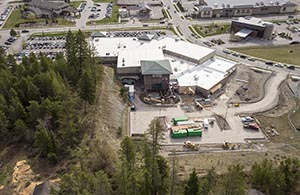 Whitefish Wave Fitness Center Expansion