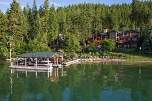 527 Conrad Point Flathead Lake Home