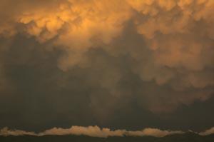 Colorful Montana Sunset