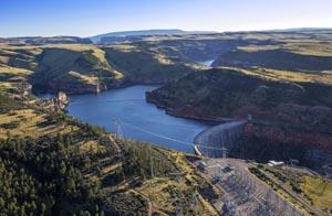 Bighorn Canyon Dam