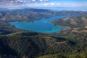 Ashley Lake Aerial
