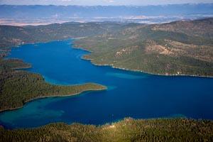 Views of Ashley Lake