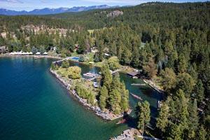 Flathead Lake Lodge Dragon Boat Races