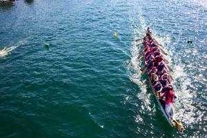 Dragon Boat Races Flathead Lake