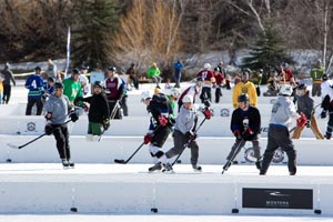 Montana Pond Hockey Classic