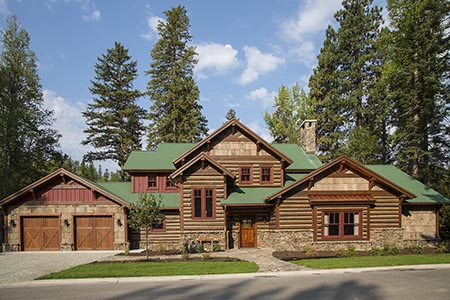 Stonebridge Cabin, Kootenai Lodge