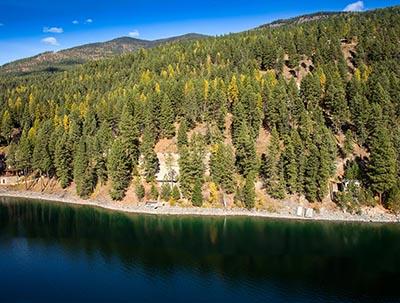 Whitefish Lake Property