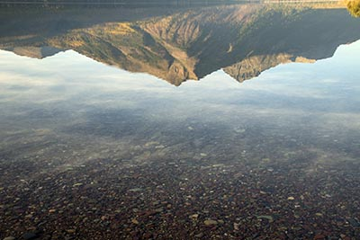 Lake McDonald Reflection