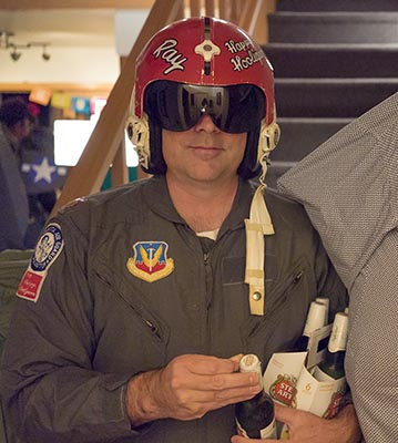 Fighter Pilot Halloween