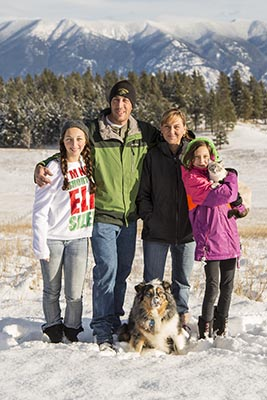 Wilde Family Photo