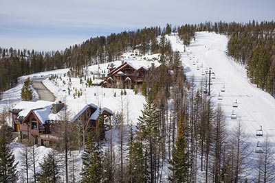 Silvertip Lodge
