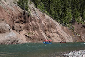 Middle Fork Flathead River Rafting