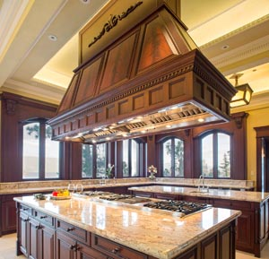 Shelter Island Kitchen Interior