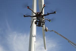 NaturEner Wind Turbine Inspection