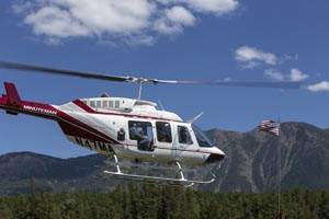 Minute Man Helicopter Tour
