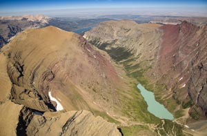 Cracker Lake, Many Glacier National Park