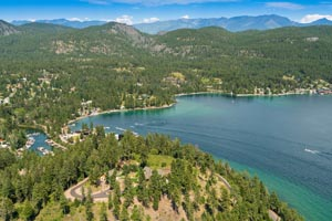 Woods Bay, Flathead Lake