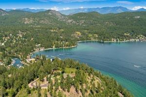 Woods Bay, Flathead Lake