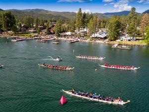 Dragon Boat Races, Flathead Lake