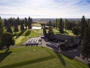 Polson Golf Course Club House