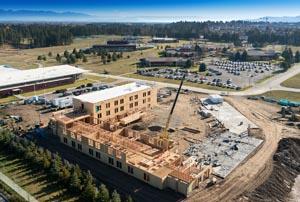 Flathead Valley Community College Dorm