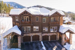 Slopeside Condo Whitefish Mountain Resort