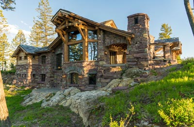 Great Northern Lodge House of Rock